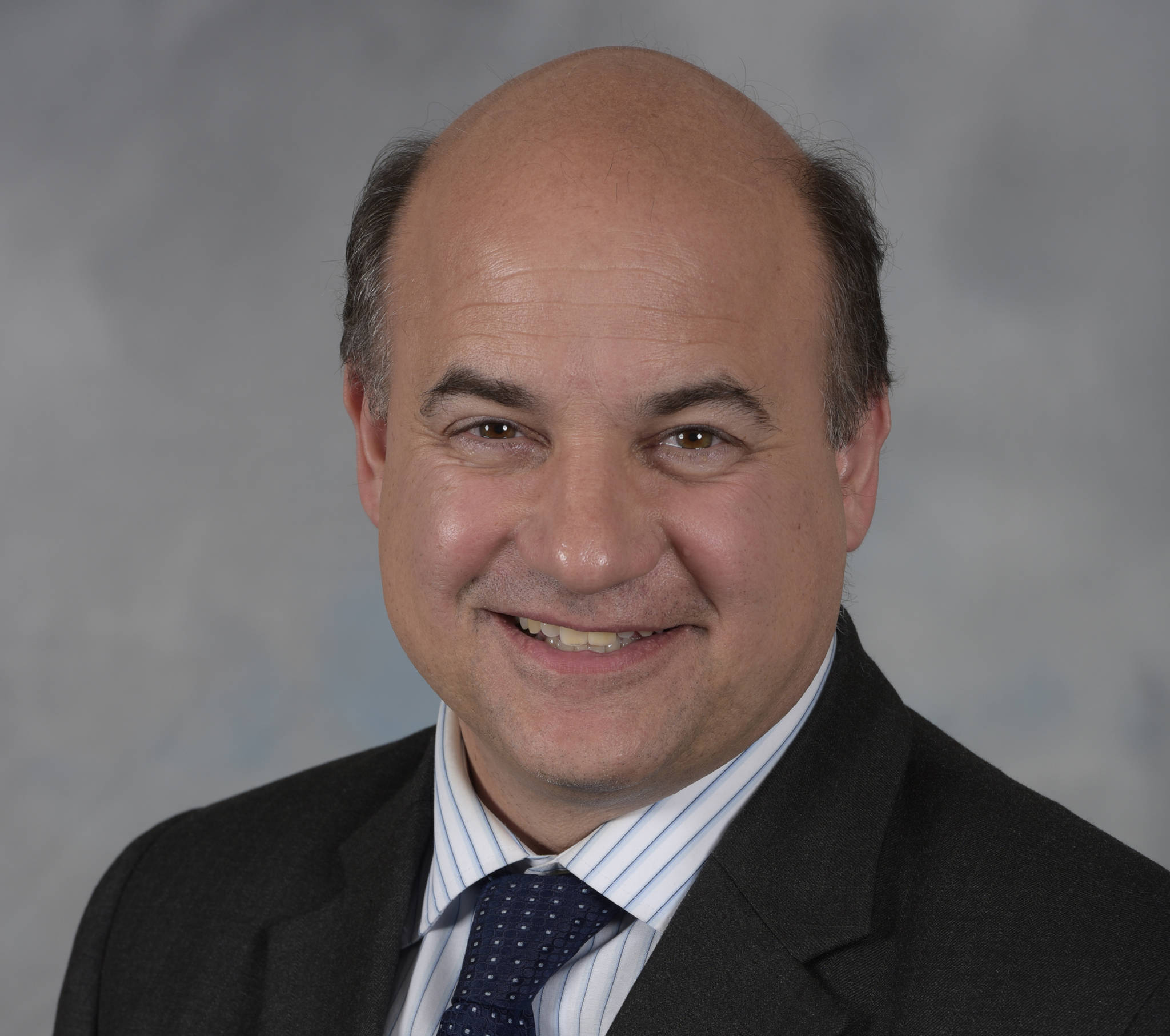 Russell Read, chief investment officer of the Alaska Permanent Fund Corporation, is seen in an August 2016 photo provided by the corporation. (Courtesy photo)