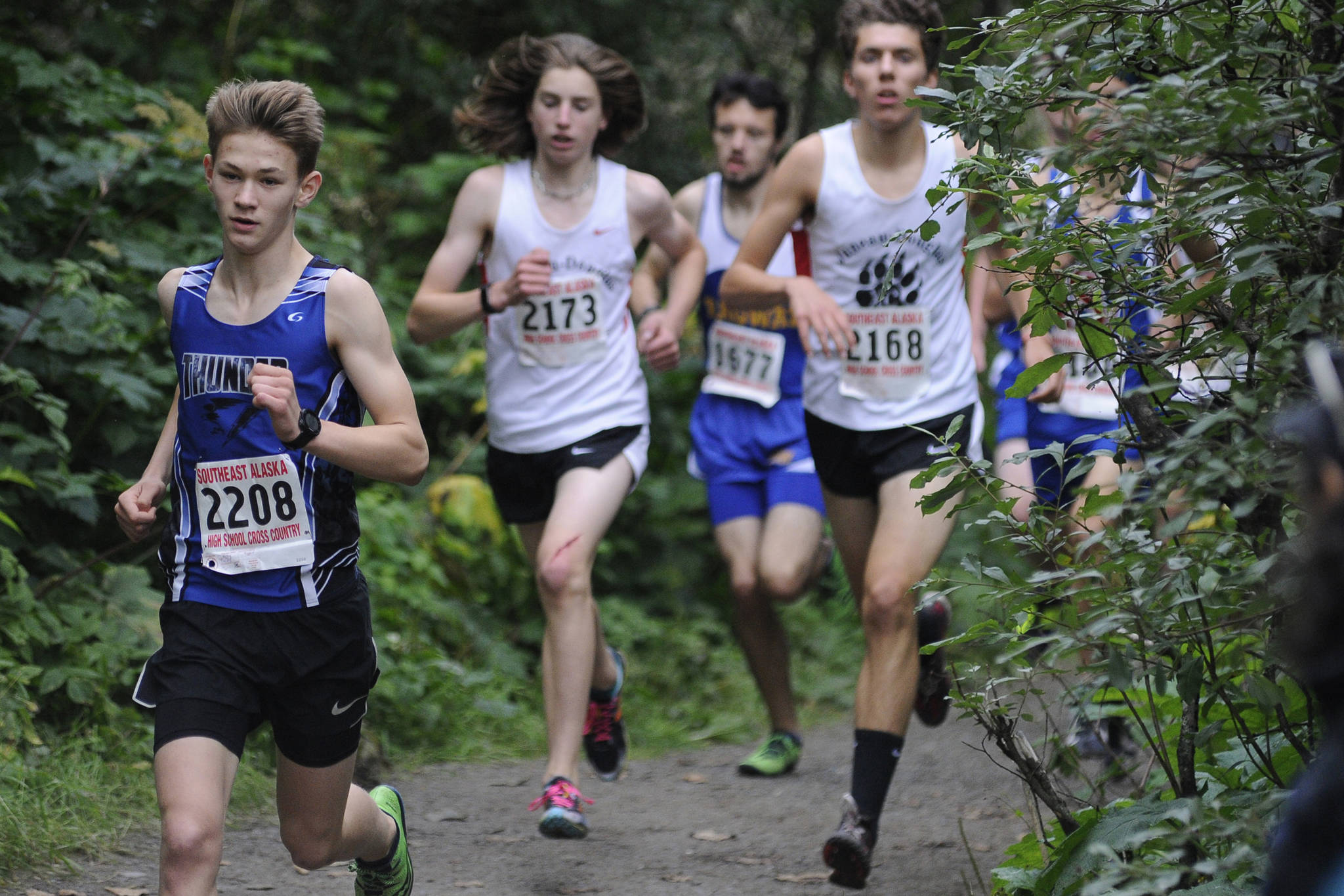 Cross country heads to Sitka