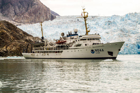 Paper is past: Digital charts on the horizon for NOAA