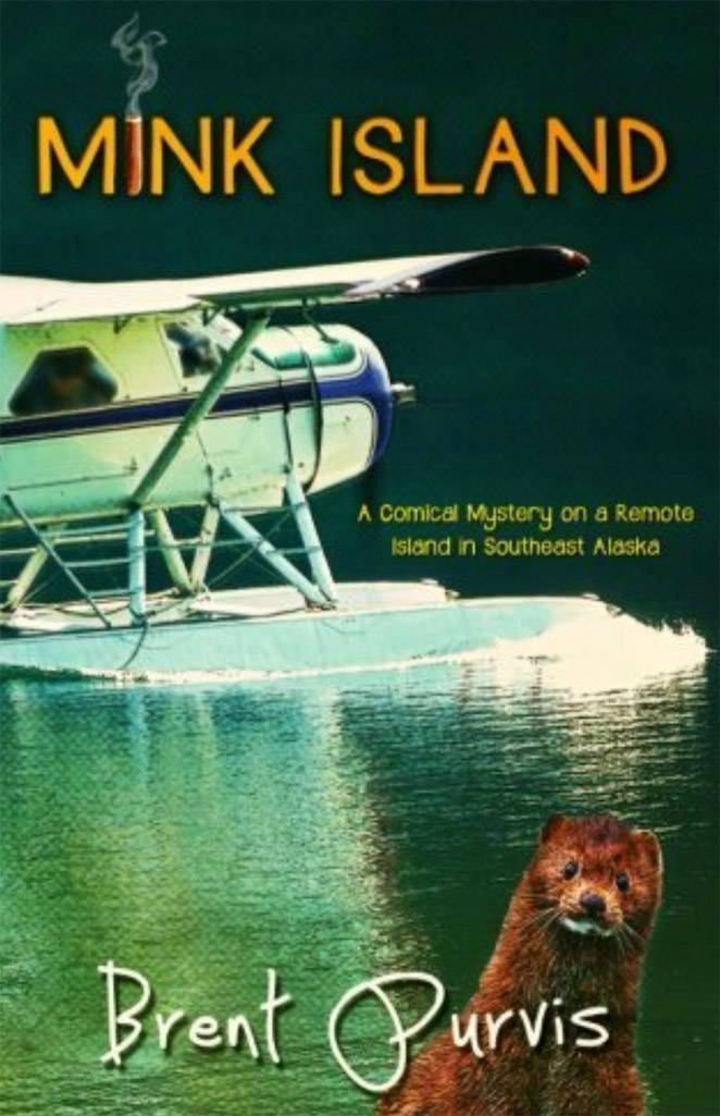 The Amazing Alaska Book Review: Mink Island by Brent Purvis