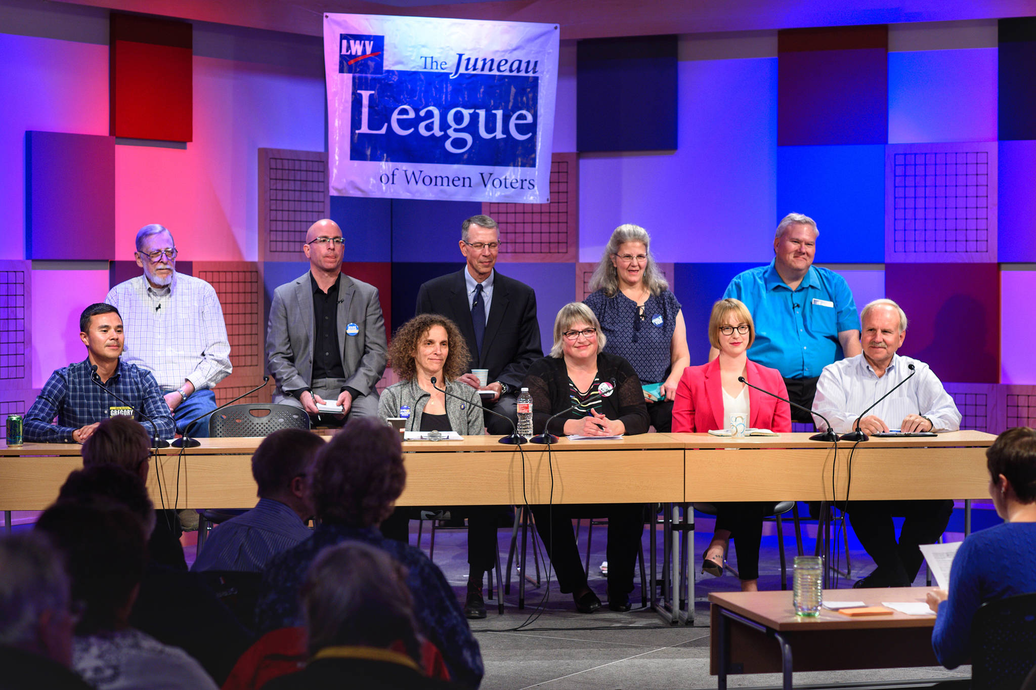 Issues of affordability, public safety prominent in candidates' minds