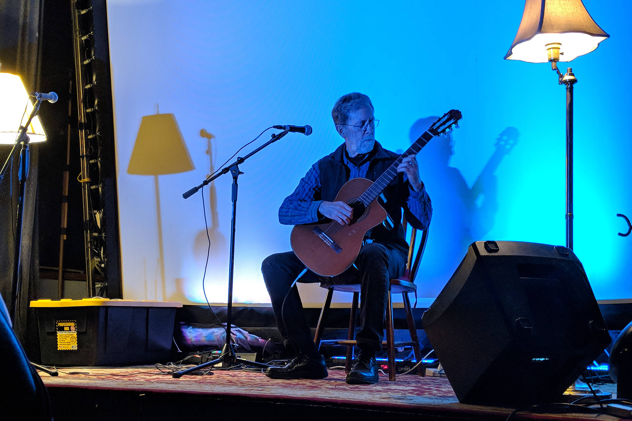Local guitarists show off the instrument's versatility at Joy of Strings