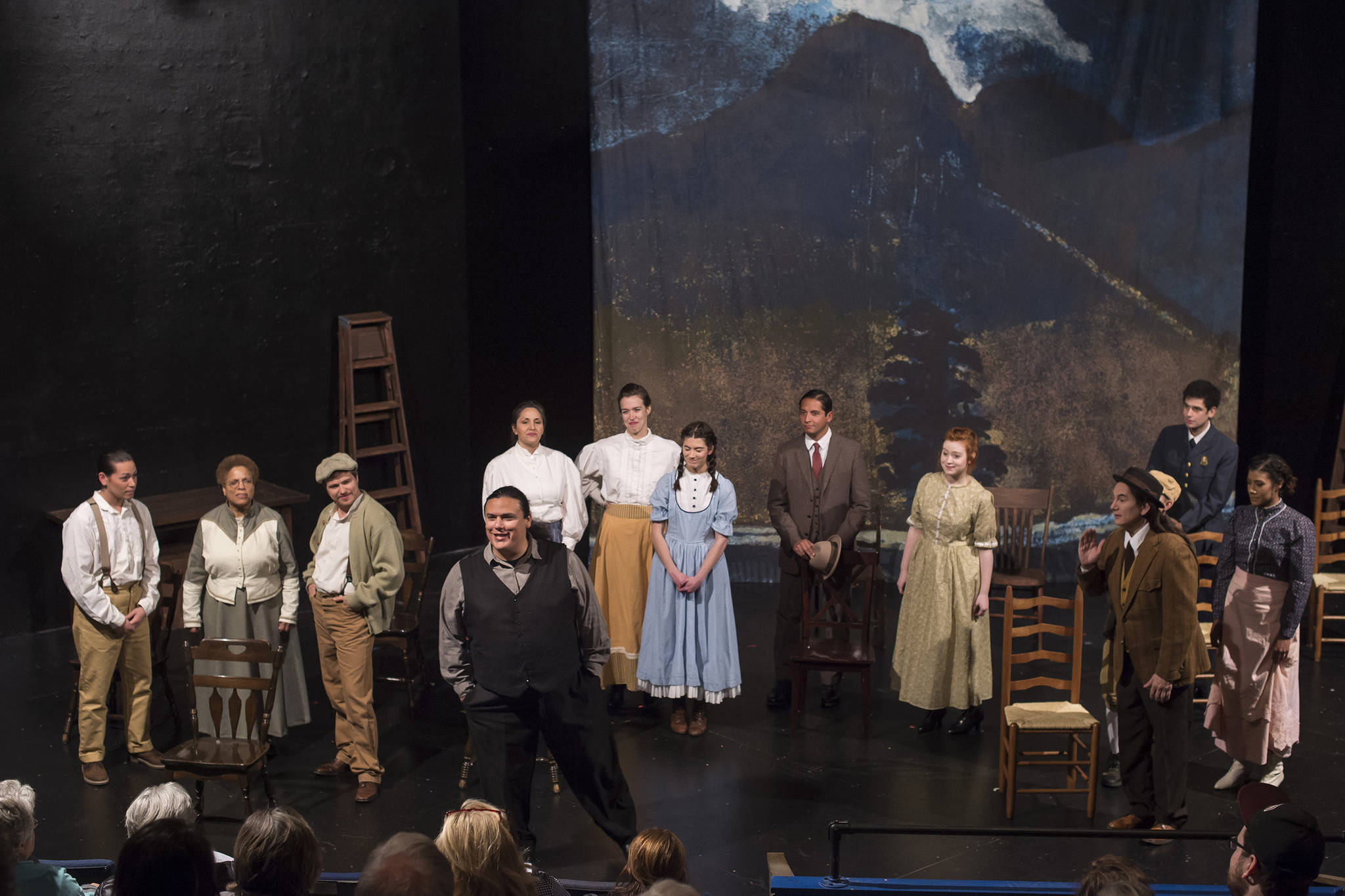 With 'Our Town,' Perseverance Theatre finds life in a classic