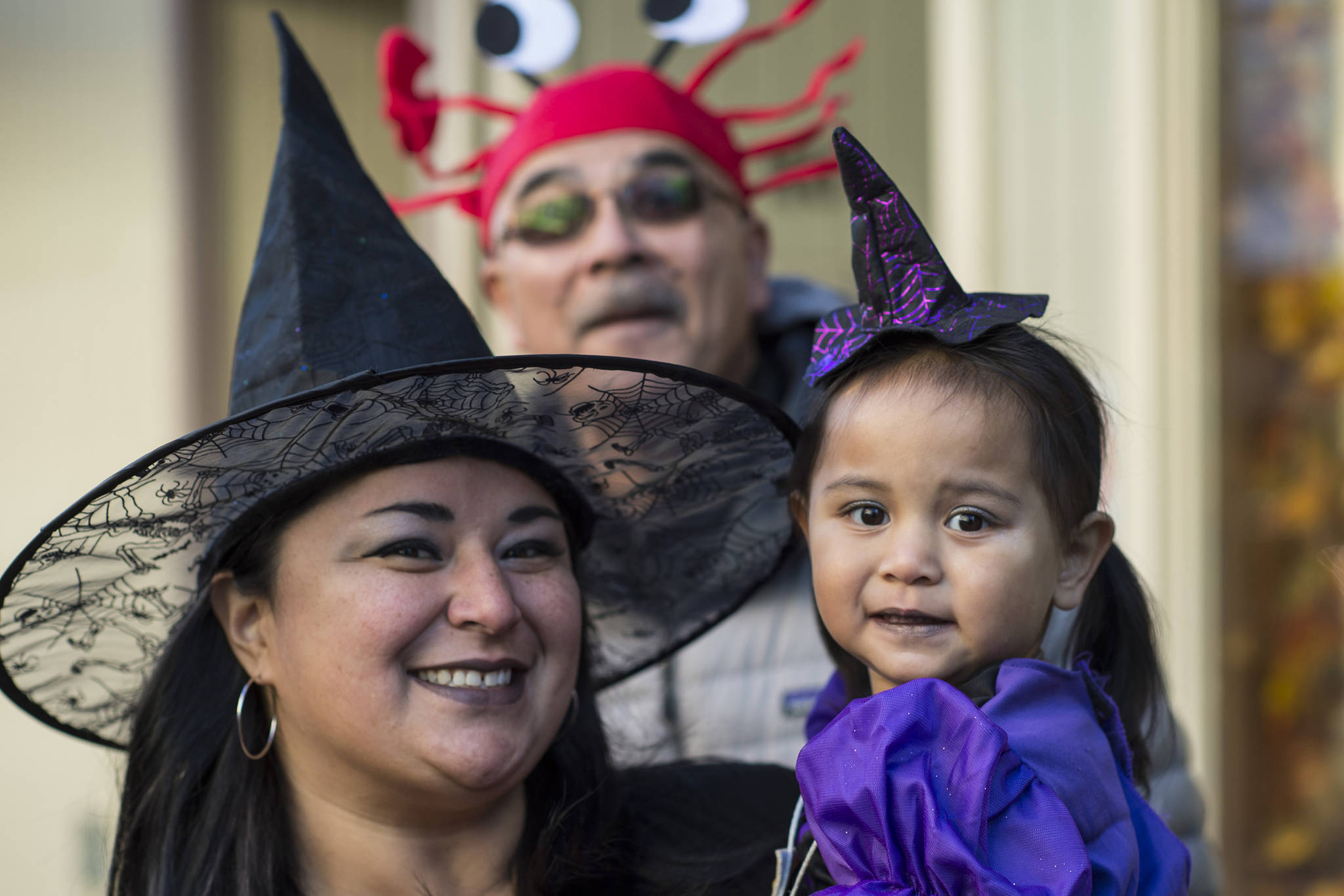 Photos: Trick-or-treating in downtown Juneau