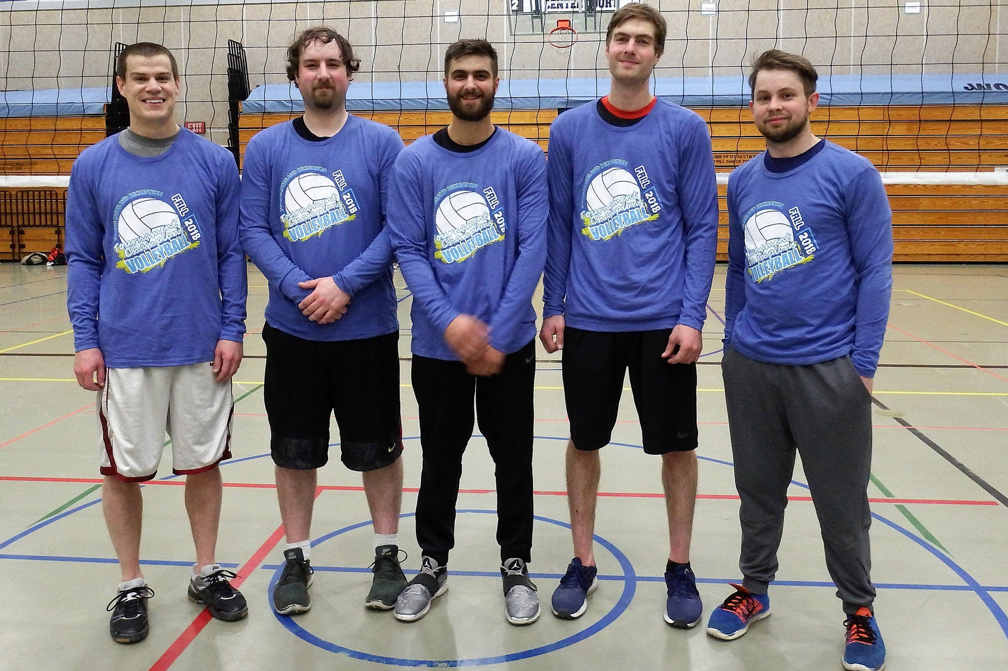 The Juneau Parks and Recreation Men's Division 3 Champions: Koopa Troopa. (Courtesy Photo   Parks and Recreation)