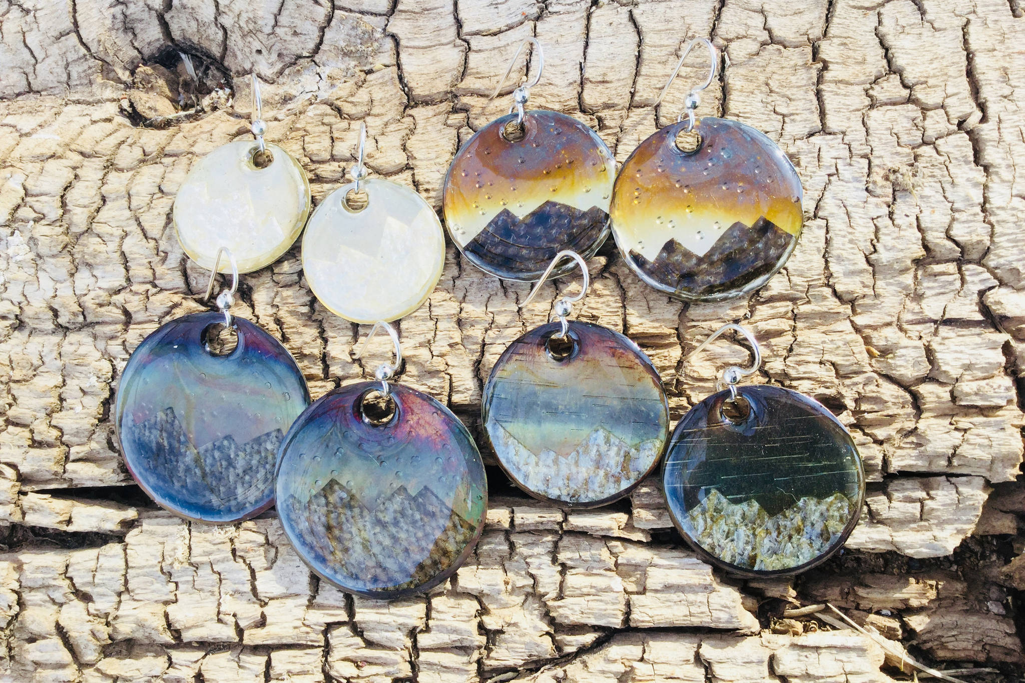 New jewelry line highlights beauty of fish scales