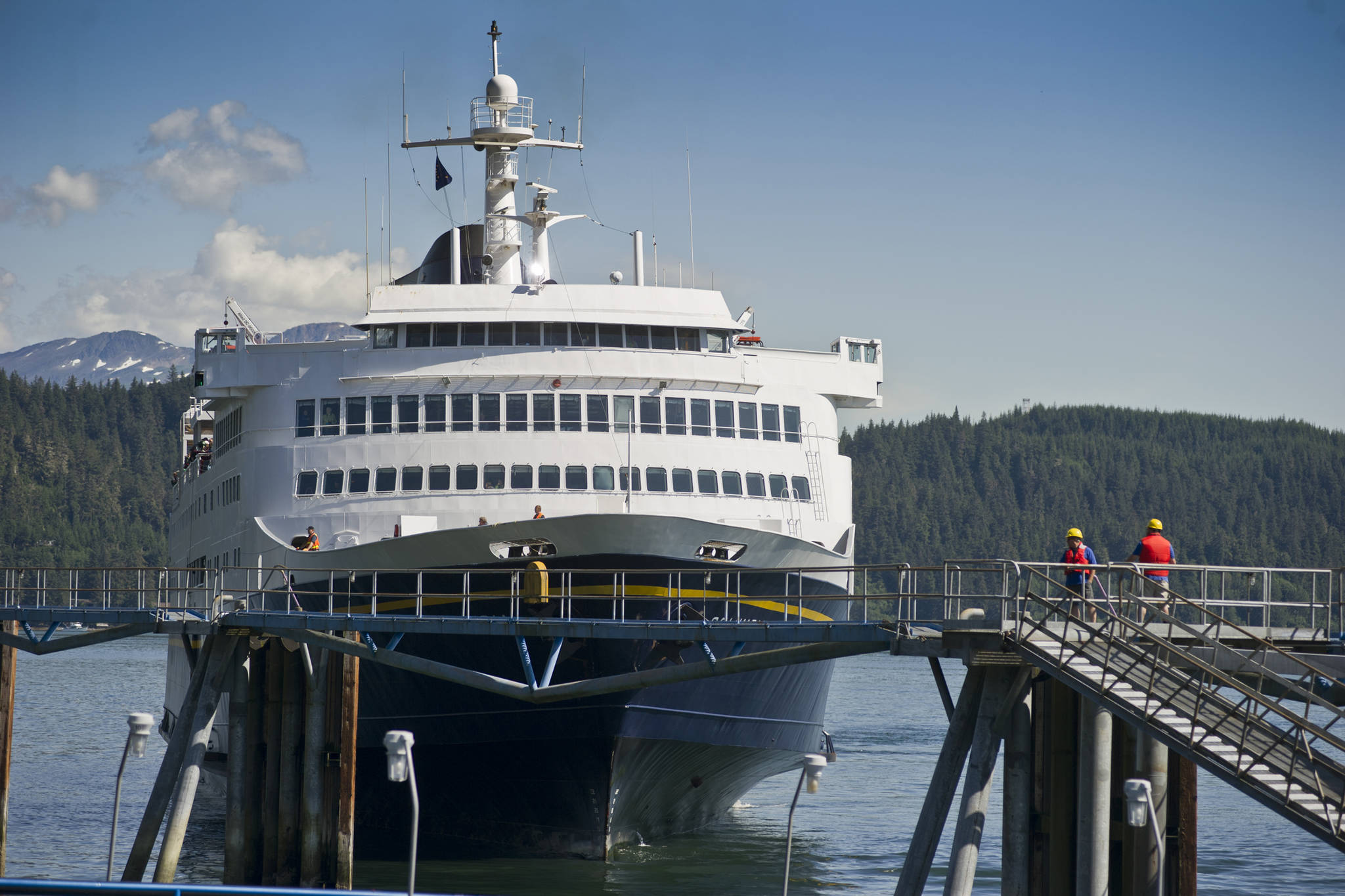 Opinion: Why the Alaska-class ferries aren't ready