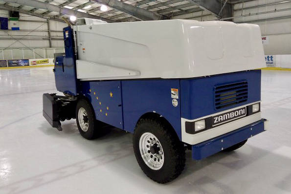 Name That Zamboni Ice Rink Crowdsourcing Name For New Toy