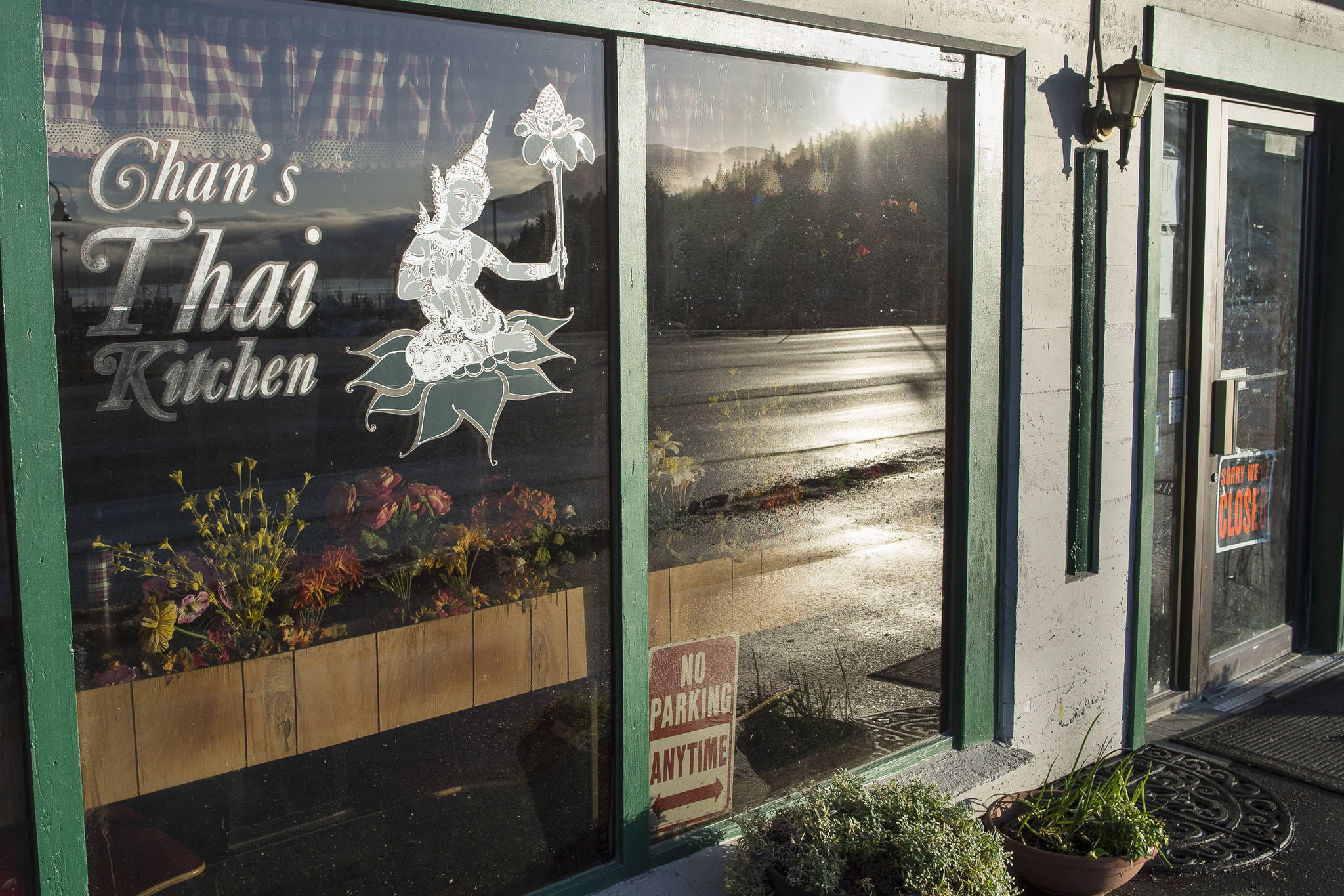 The owners of Chan's Thai Kitchen are reportedly closing the long-running Auke Bay restaurant. (Michael Penn | Juneau Empire)