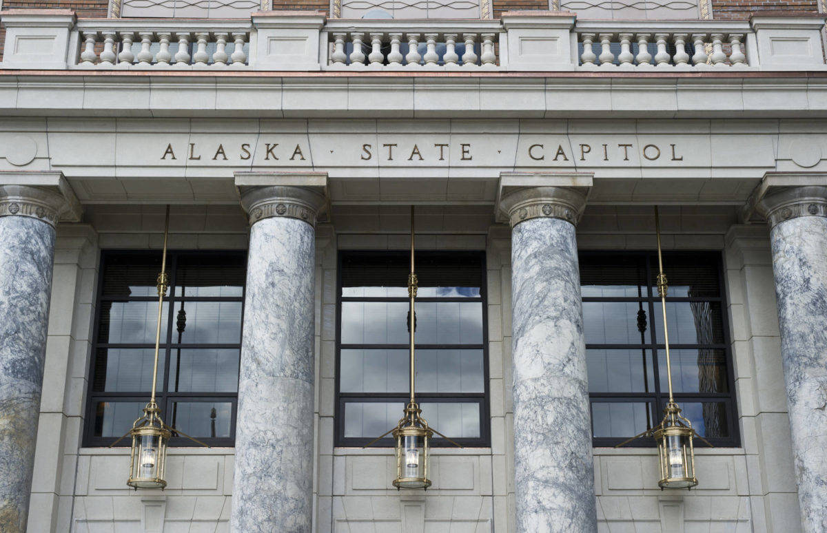 Capitol Live: Voter initiative filed in attempt to move Legislature meetings to Anchorage