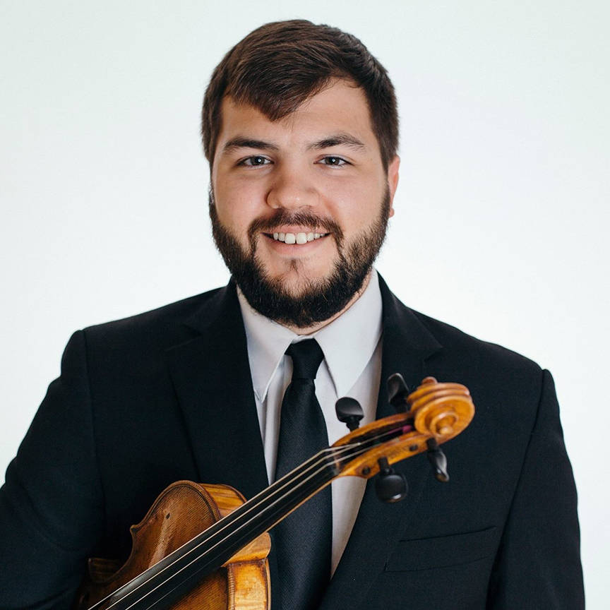 Franz Felkl will be Juneau Symphony's new concertmaster. (Courtesy Photo | For Franz Felkl)