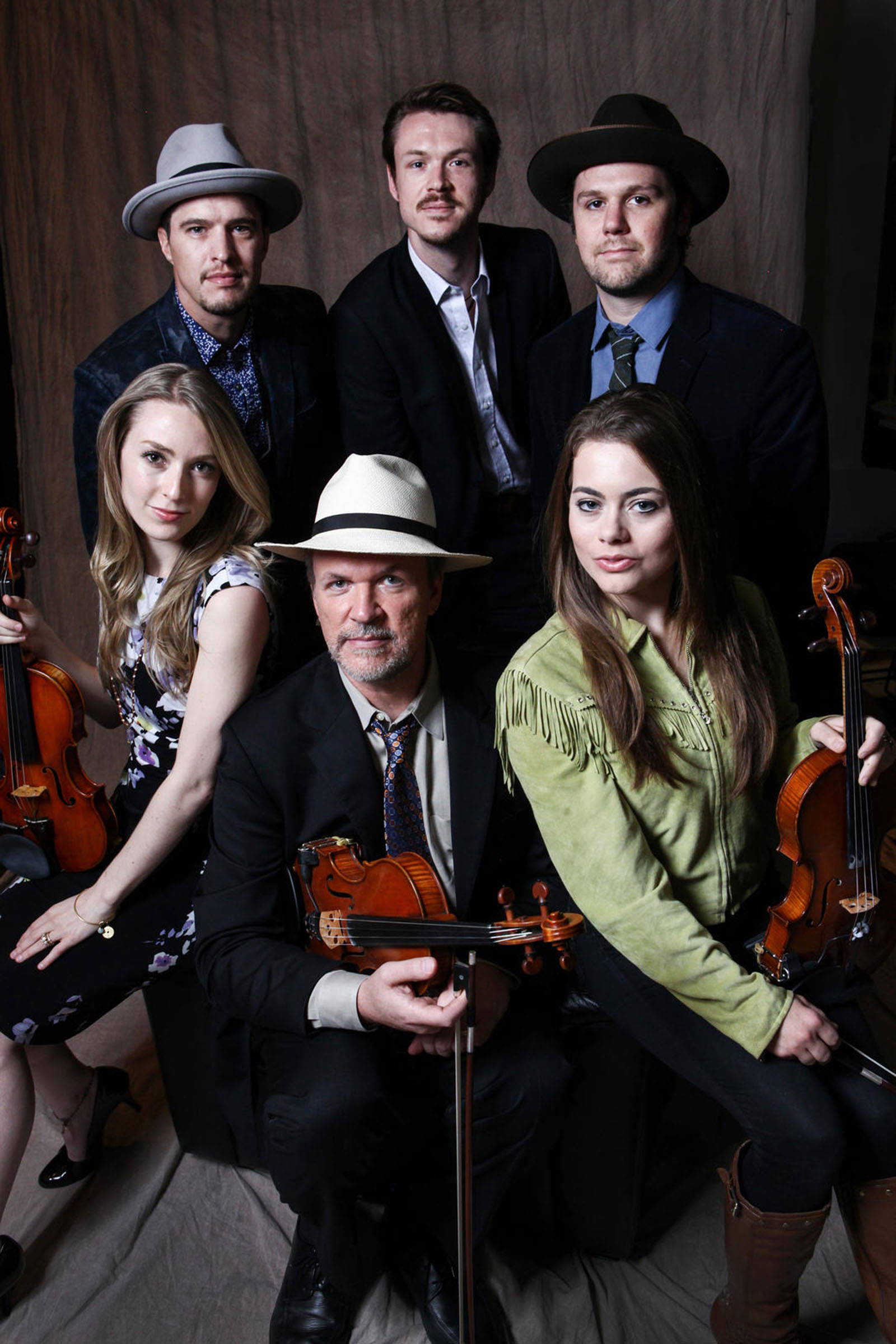 The O'Connor Band took home the 2017 Grammy Award for Best Bluegrass Album, and they will be playing in Juneau Saturday. (Courtesy Photo | Jeff Fasano)