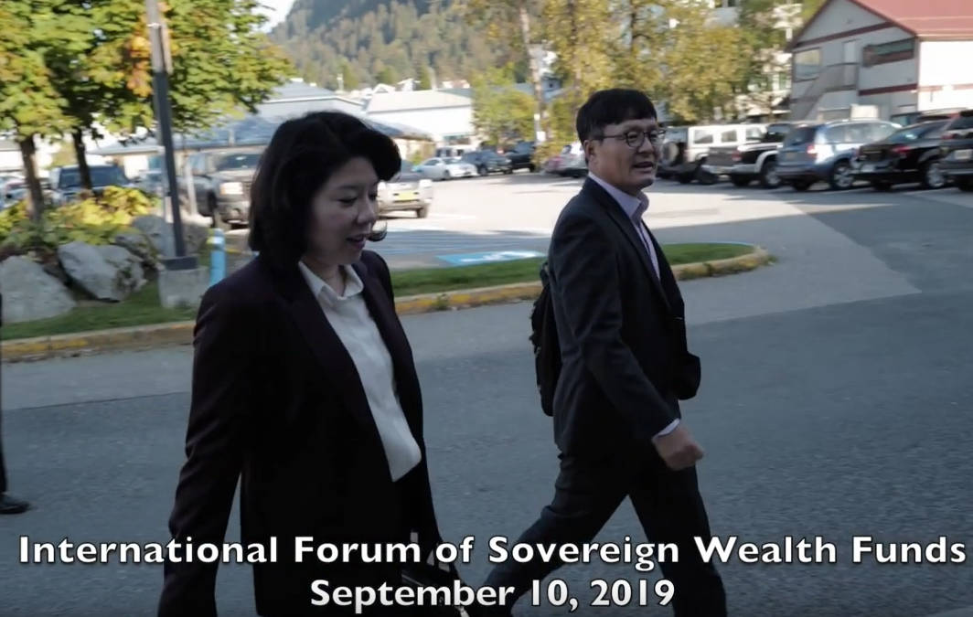 Video: International finance meeting kicks off in Juneau, with 30 nations present