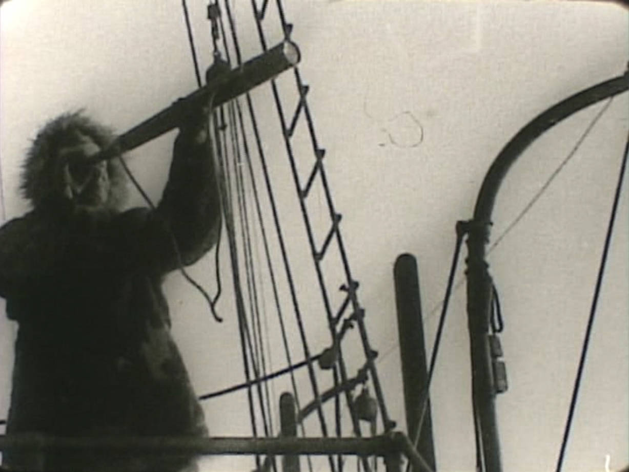 Alaska State Library will host a free screening of this silent 1914-1915 film from the Library's Historical Collections, which features a whaling crew in Alaska. (Courtesy Photo | Alaska State Library, Archives and Museum)