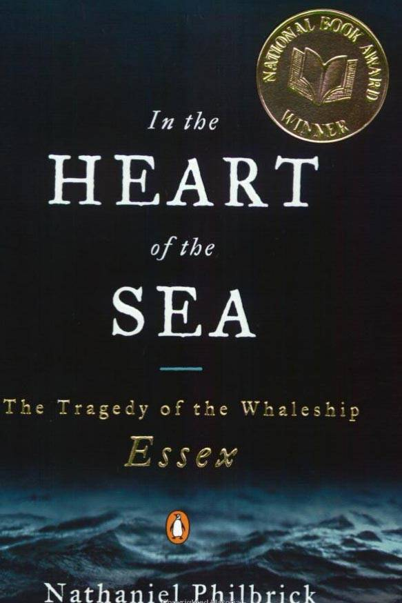 """In the Heart of the Sea: The Tragedy of the Whaleship Essex"" tells the story of a whaleship rammed abeam by an enraged sperm whale, sinking the ship and casting the survivors adrift for nearly 100 days. (Courtesy photo)"