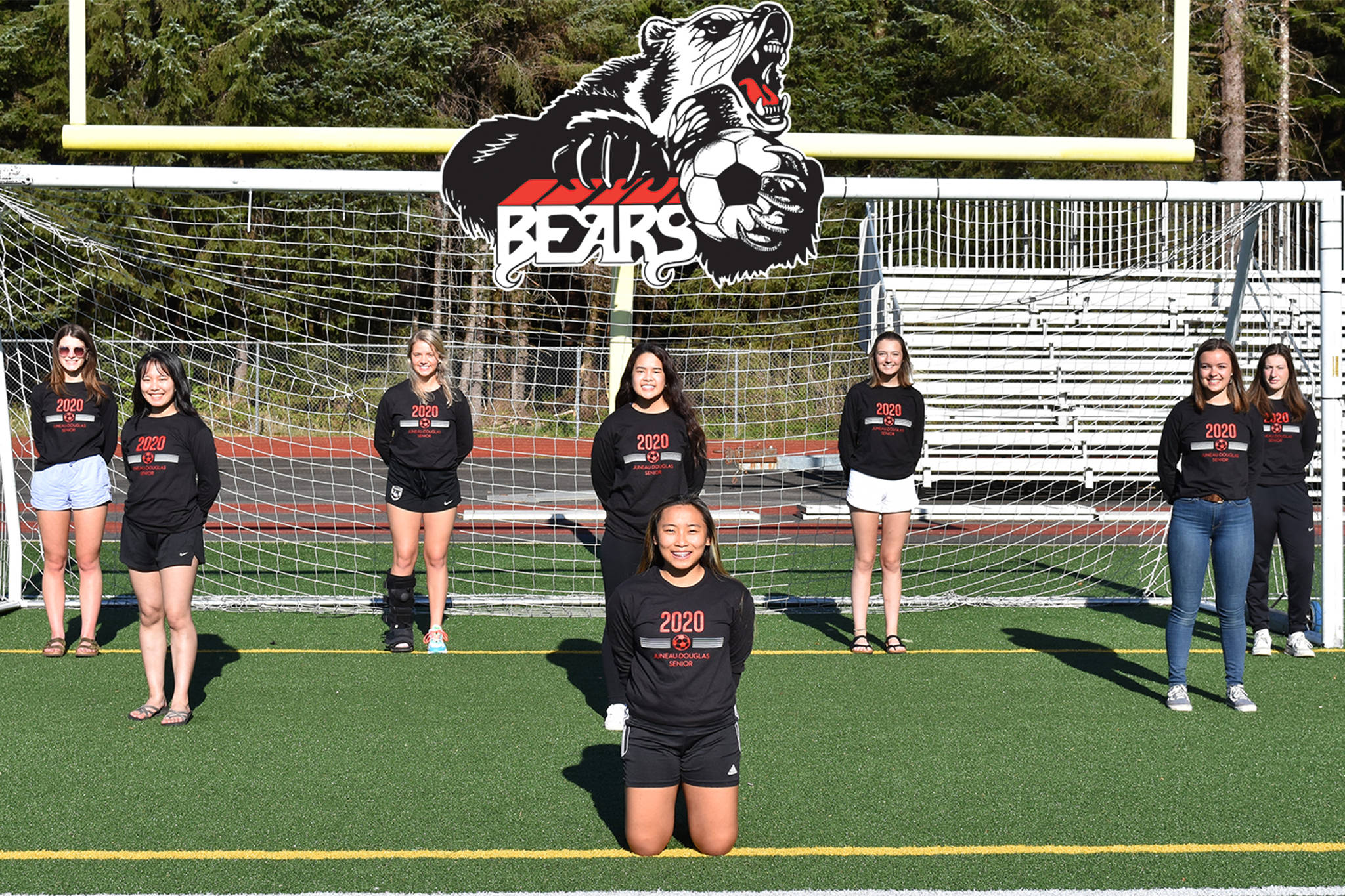 JDHS girls soccer coaches bid farewell to seniors