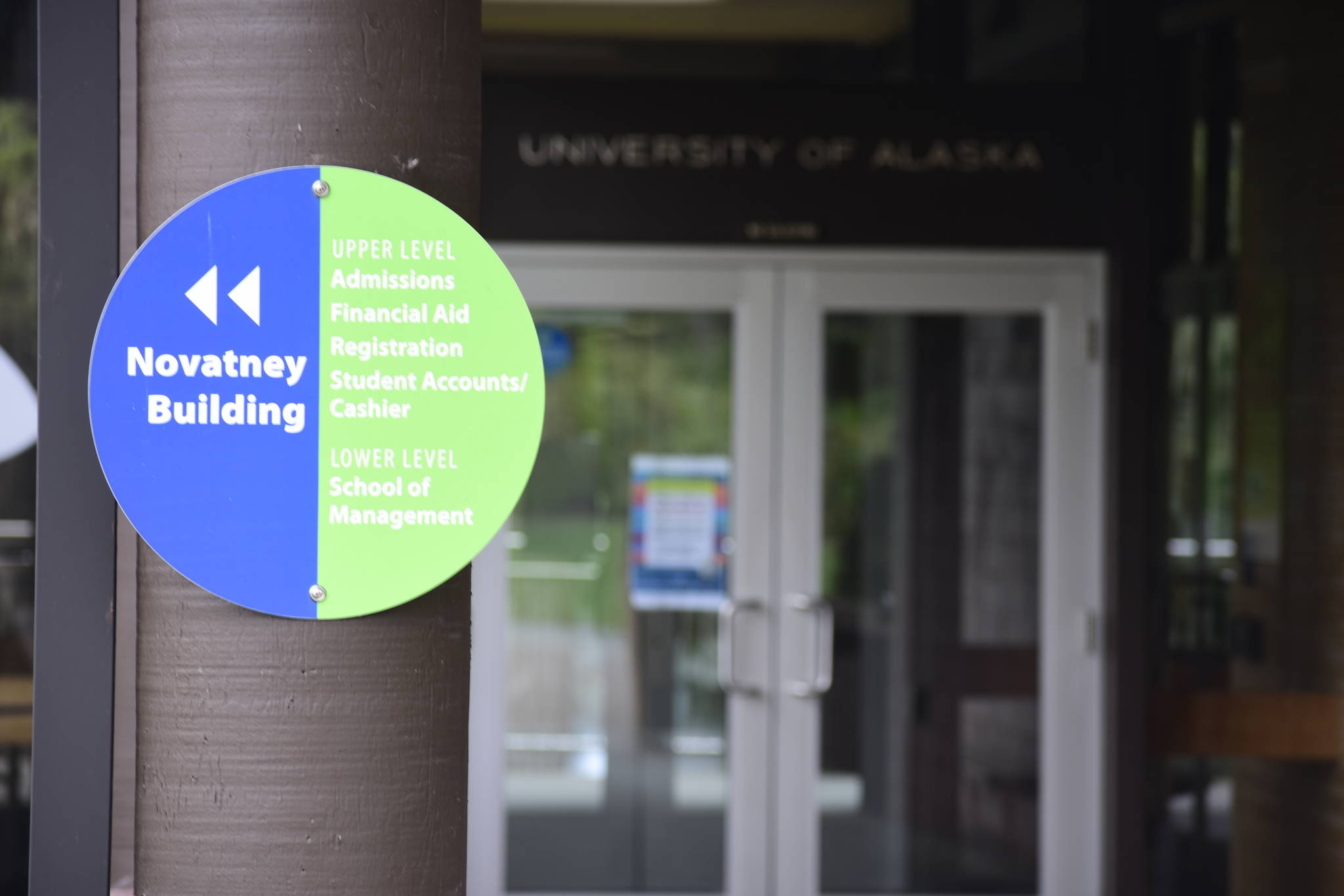 University of Alaska president says difficult changes are coming
