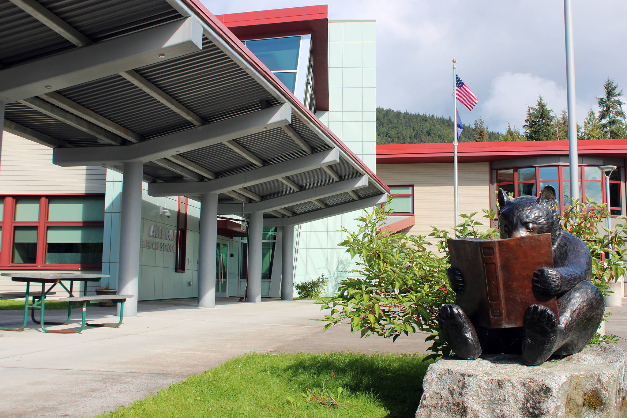 New principals will take the helm at Auke Bay and Harborview elementary schools next school year. A committee interviewed five candidates for the roles this week. School officials plan to name the new principals soon. (Ben Hohenstatt / Juneau Empire File)